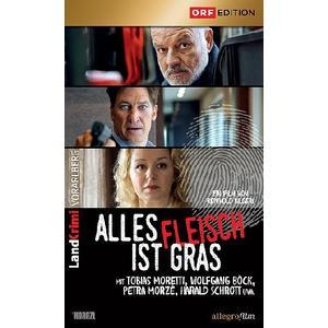 Moretti, Tobias / Bilgeri, Reinhold / Böck, Wolfga - Alles Fleisch Ist Gras - 1 DVD