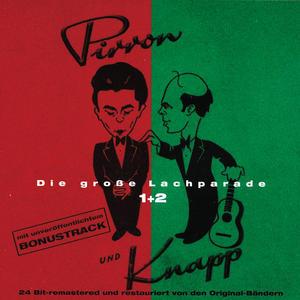 Pirron Und Knapp - Die Grosse Lachparade - 1 CD