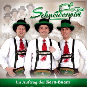Schneiderwirt Trio - Im Auftrag Der Kern - Buam - 1 CD