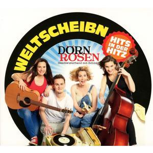Dornrosen - Weltscheibn - 1 CD