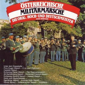 Herrmann, J./Hoch-U.Deutschmeister - Österreichische Militärmärsche - 1 CD