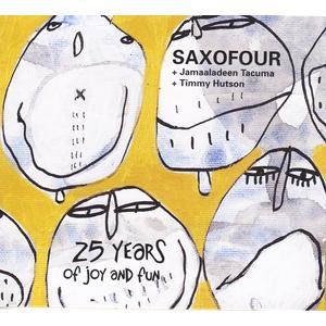 Saxofour - 25 Years Of Joy & Fun - 1 CD