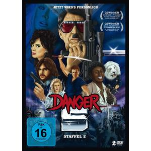Danger 5 - Staffel 2 - 2 DVD