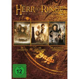Mortensen / Astin / Bloom - Der Herr Der Ringe - Trilogie Box - Set - 3 DVD