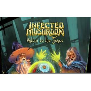Infected Mushroom - Return To The Sauce - 1 CD