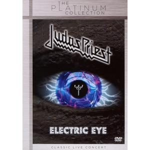 Judas Priest - Electric Eye - 1 DVD