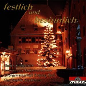 Various - Festlich Und Besinnlich - 1 CD