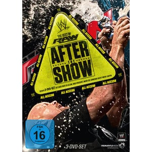 Various - Best Of Raw - After The Show (Omu) [3 DVDs] - 3 DVD