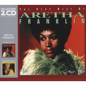 Franklin, Aretha - The Very Best Of Vol. 1 & Vol. 2 - 2 CD
