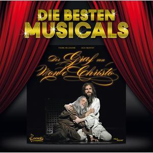 Die Besten Musicals - Der Graf Von Monte Christo - 1 CD