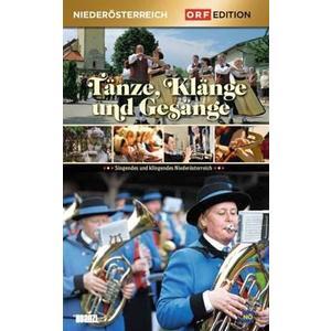 Dokumentation - Niederösterreich - Tänze, Klänge und Gesänge / Ed - 1 DVD