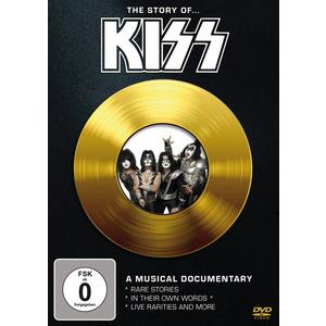 Kiss - The Story Of Kiss - 1 DVD