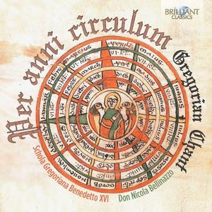 Schola Gregoriana Benedetto XVI / Bellinazzo, D. N. M. - Gregorian Chant: Per Anni Circulum - 1 CD