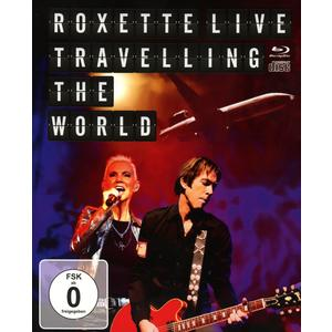 Roxette - Live - Travelling The World - 2 BR+CD