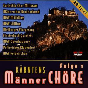 Various - Kärntens Männerchöre Folge 1 - 1 CD