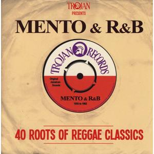 Various - Trojan Presents Mento & Jamaican R&B (2CD) - 2 CD