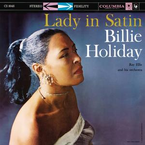 Holiday, Billie - Lady In Satin - 1 LP