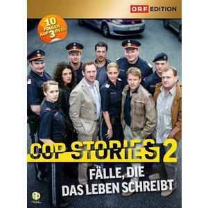 Yardim, Fahri / Zeiler, Johannes / Falck, Serge / - Copstories: Staffel 2 - 3 DVD