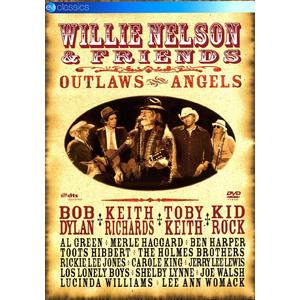 Nelson, Willie & Friends - Outlaws And Angels - 1 DVD