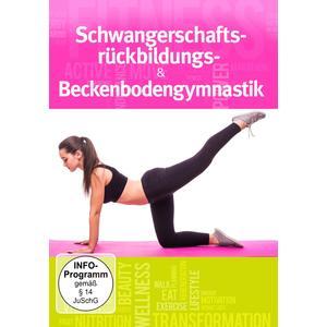 Various - Schwangerschaftsrückbildungs - & Beckenbodengymnastik - 1 DVD