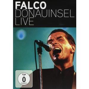 Falco - Donauinsel Live - 1 DVD