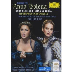 Netrebko, Anna /Garanca, Elina - Anna Bolena - 2 DVD