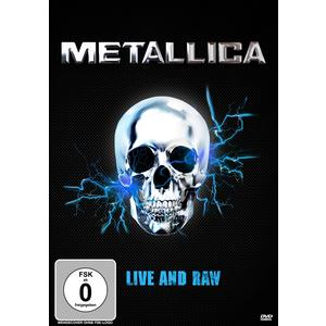 Metallica - Live & Raw - 1 DVD