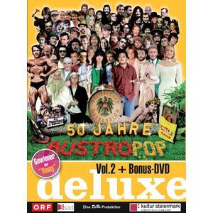 50 Jahre Austropop - Deluxe Box Vol.2 (Folge 07-10+Bonus) - 5 DVD