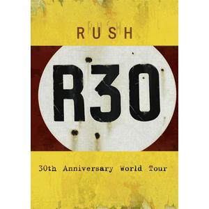 Rush - Rush - R30 [2 DVD] - 1 DVD