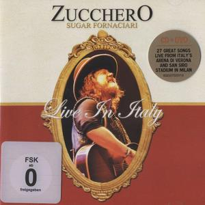 Zucchero - Live In Italy (Highlights) - 2 CD