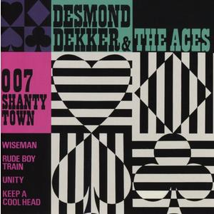 Dekker, Desmond / Aces, The - 007 Shanty Town - 1 CD