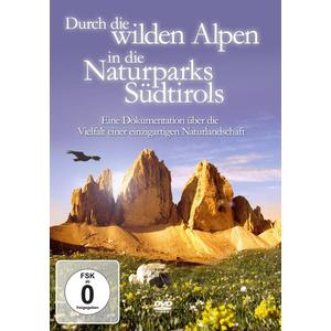 Various - Durch Die Wilden Alpen In Die Naturparks Südtirols - 1 DVD