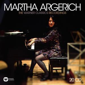 Argerich, Martha - The Warner Classics Recordings - 20 CD