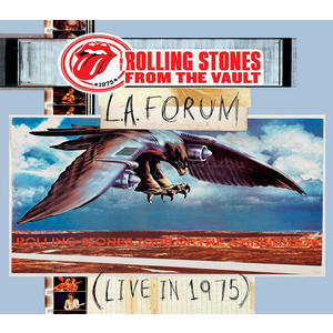 Rolling Stones, The - The Rolling Stones - From The Vault: L. A. … (+2CD) - 1 DVD