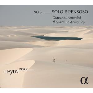 Aspromonte / Il Giardino Armonico / Antonini - Solo E Pensoso / Haydn 2032 Vol.3 - 1 CD