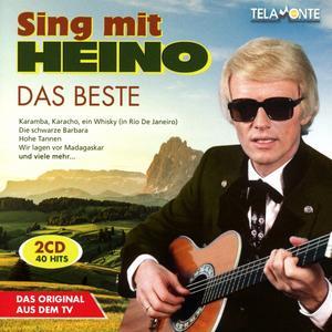 Heino - Das Beste - Sing Mit Heino - 2 CD