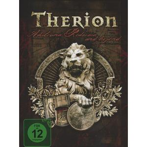 Therion - Adulruna Rediviva And Beyond - 3 DVD