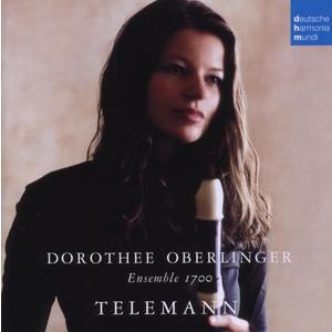 Oberlinger, Dorothee / Ensemble 1700 - Werke Für Blockflöte - 1 CD