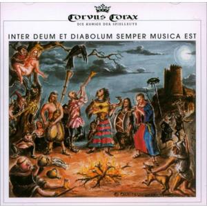 Corvus Corax - Inter Deum Et Diabolum Semper - 1 CD