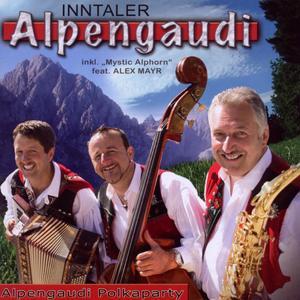 Inntaler Alpengaudi - Alpengaudi Polkaparty - 1 CD