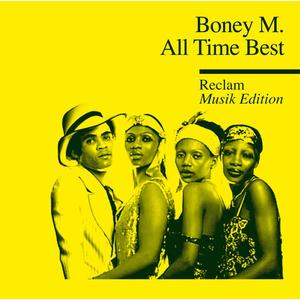 Boney M. - All Time Best - Reclam Musik Edition - 1 CD