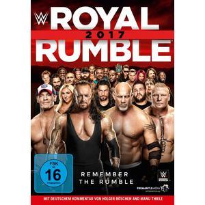 WWE - Royal Rumble 2017 - 1 DVD
