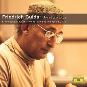 Gulda, Friedrich - Mozart Alla Turca (CC) - 1 CD