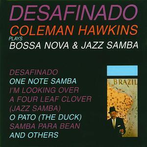 Hawkins, Coleman - Desafinado - 1 CD