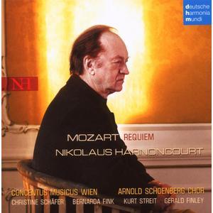 Harnoncourt, Nikolaus / CMW - Mozart: Requiem - 1 CD Enh.