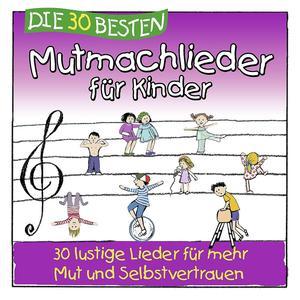 Die 30 Besten - 30 Besten Mitmachlieder Für Kinder - 1 CD