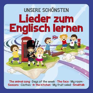 Familie Sonntag - Unsere Schönsten Lieder Zum Englisch Lernen - 1 CD
