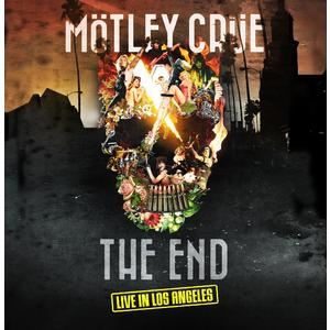 Mötley Crüe - The End - Live In Los Angeles (Limited Edition) - 3 DVD