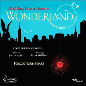 Various - Wonderland - Alices New Musical Adventure - Concept Recording - 1 CD