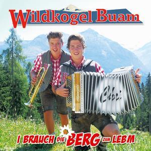 Wildkogel Buam - I brauch Die Berg Zum Lebm - 1 CD